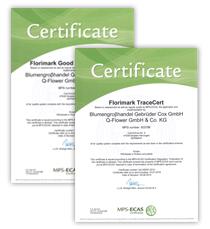 COX 2015 - Wir sind MPS zertifiziert